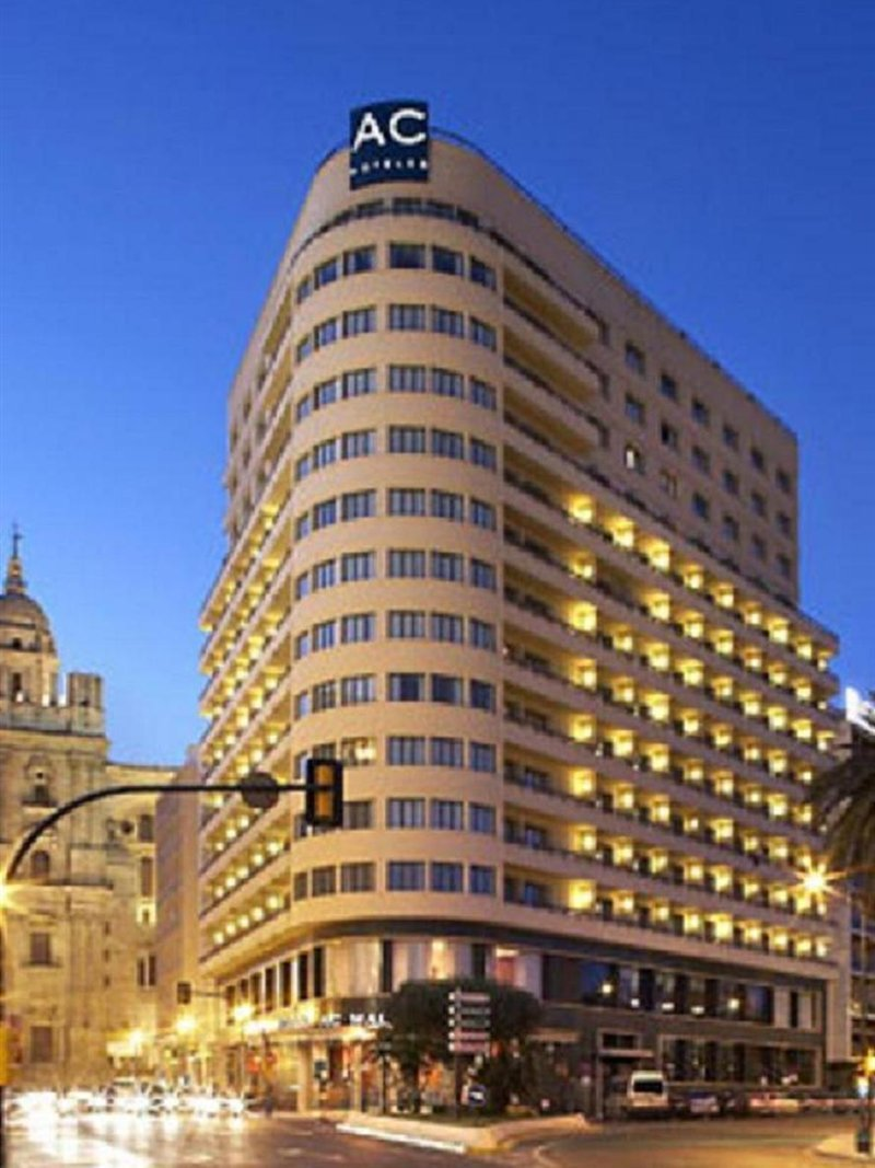 Ac Malaga Palacio by Marriott