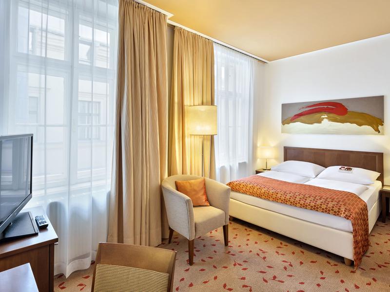 Austria Trend Hotel Rathauspark (آوستریا ترند هتل راتاوسپارك) Room