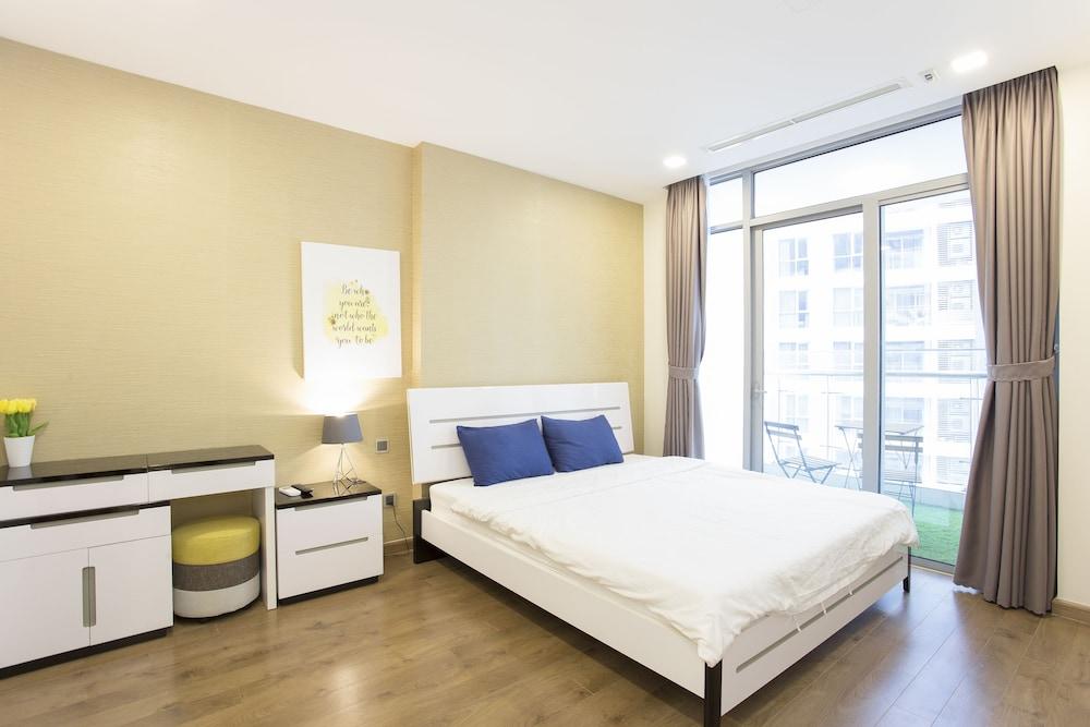 A&L Luxury Apartment Skyscraper Campus Vinhomes