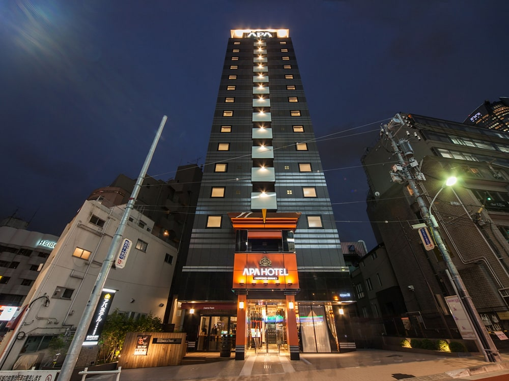 APA Hotel Roppongi Eki mae