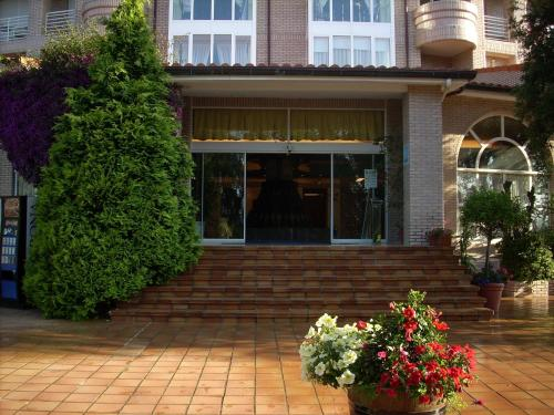 Hotel Olimpo - Isla