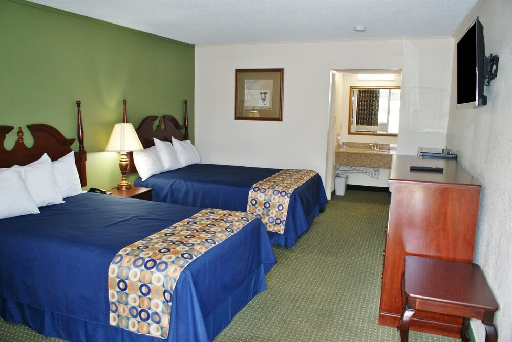 Gallery image of Americas Best Value Inn Ft. Jackson