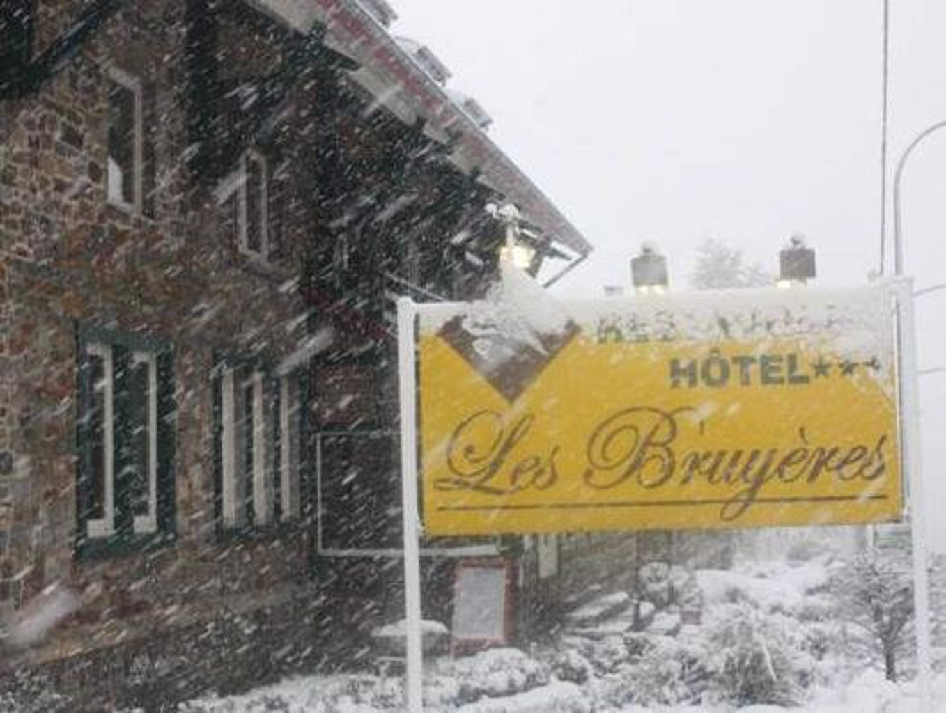 Gallery image of Hotel Les Bruyères