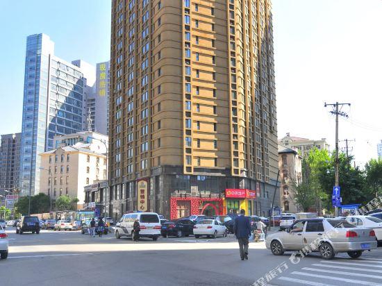 Shenyang Juicy Peach Apartment