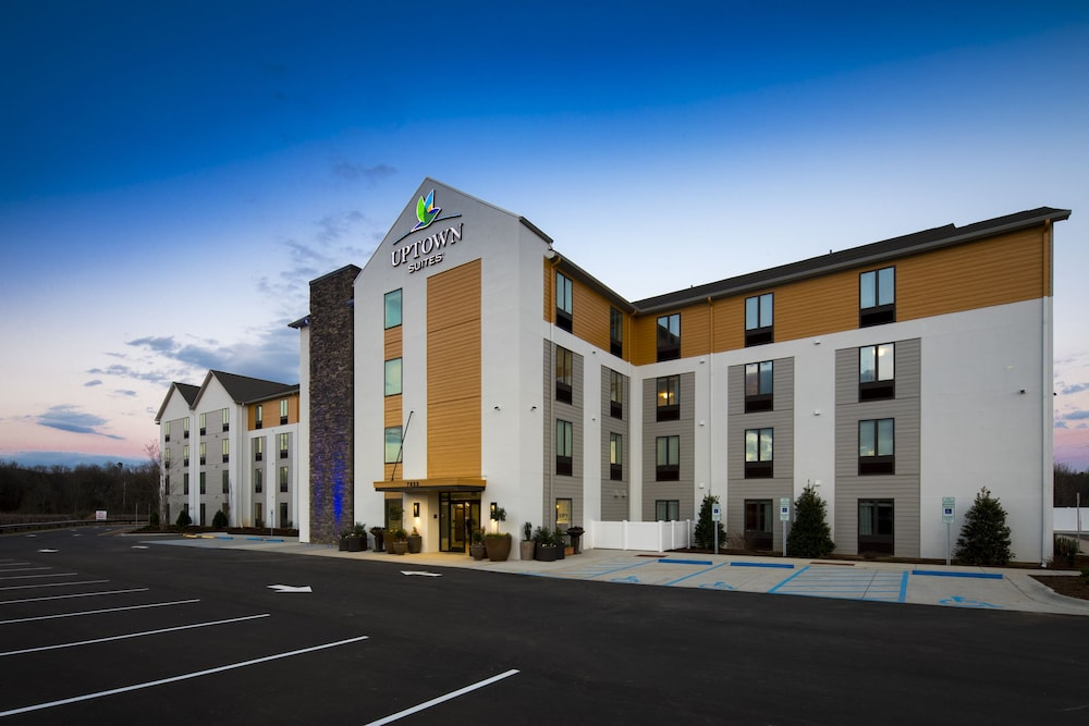 Uptown Suites Extended Stay Austin Tx North