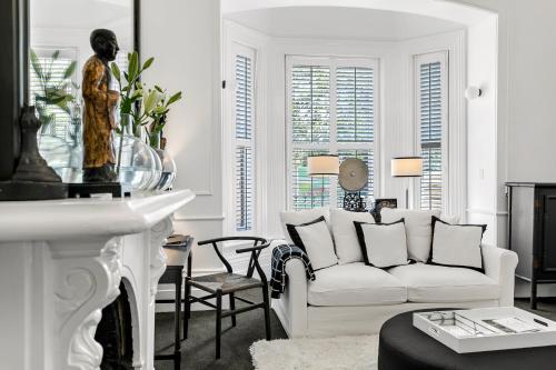 Adelaide Botanic Apartments 'Pied à Terre Suite'