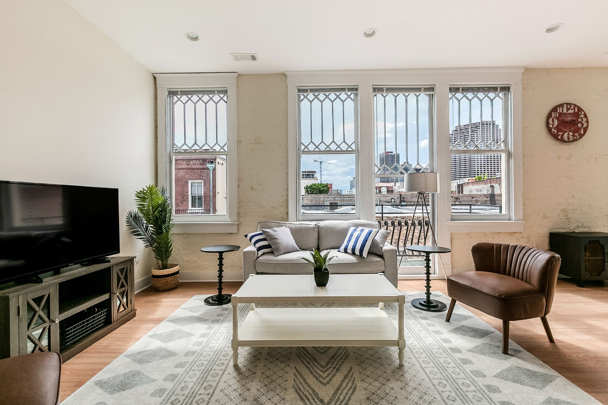 Airy 3BR in Arts Warehouse District by Sonder