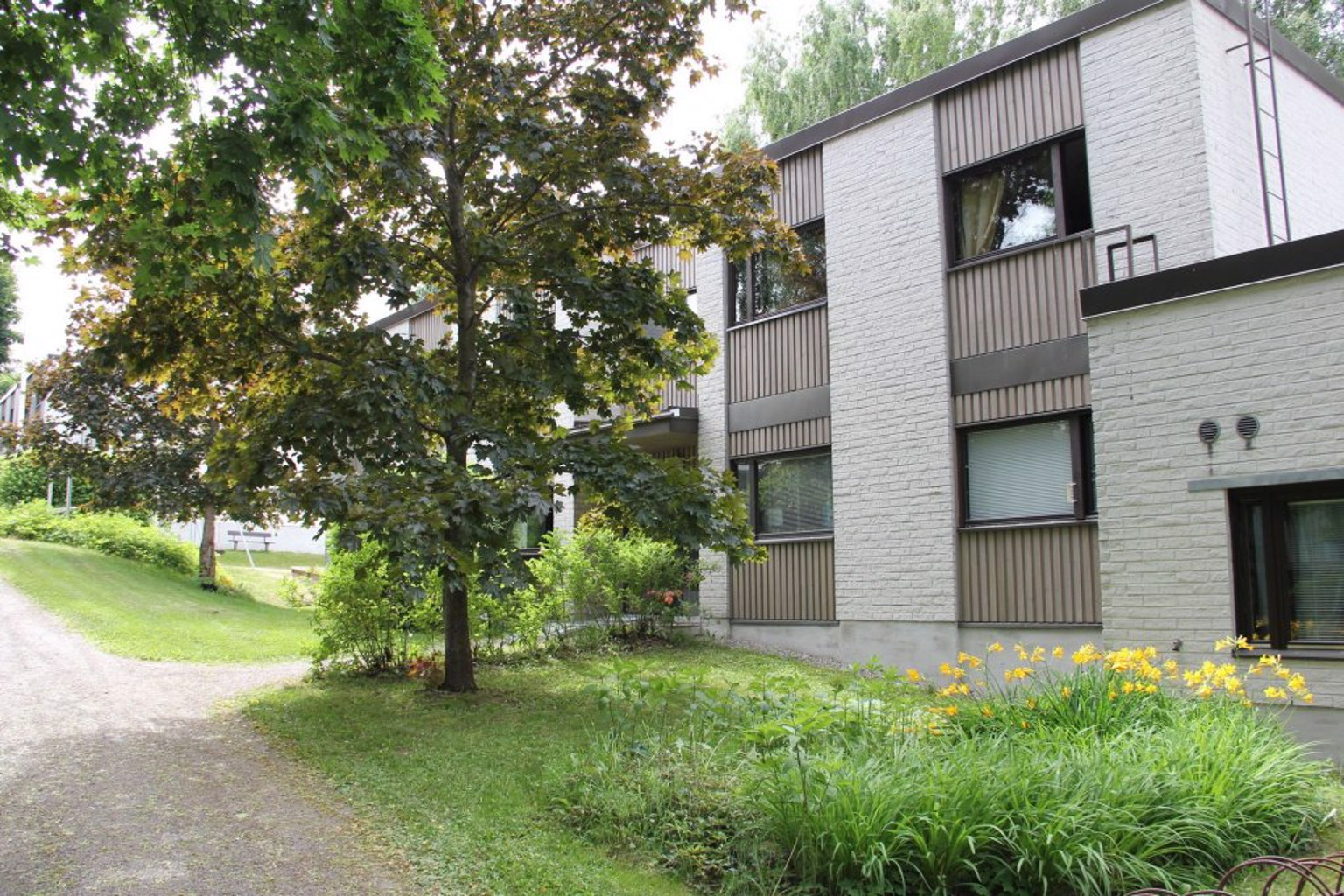 Apartment White Orchidea