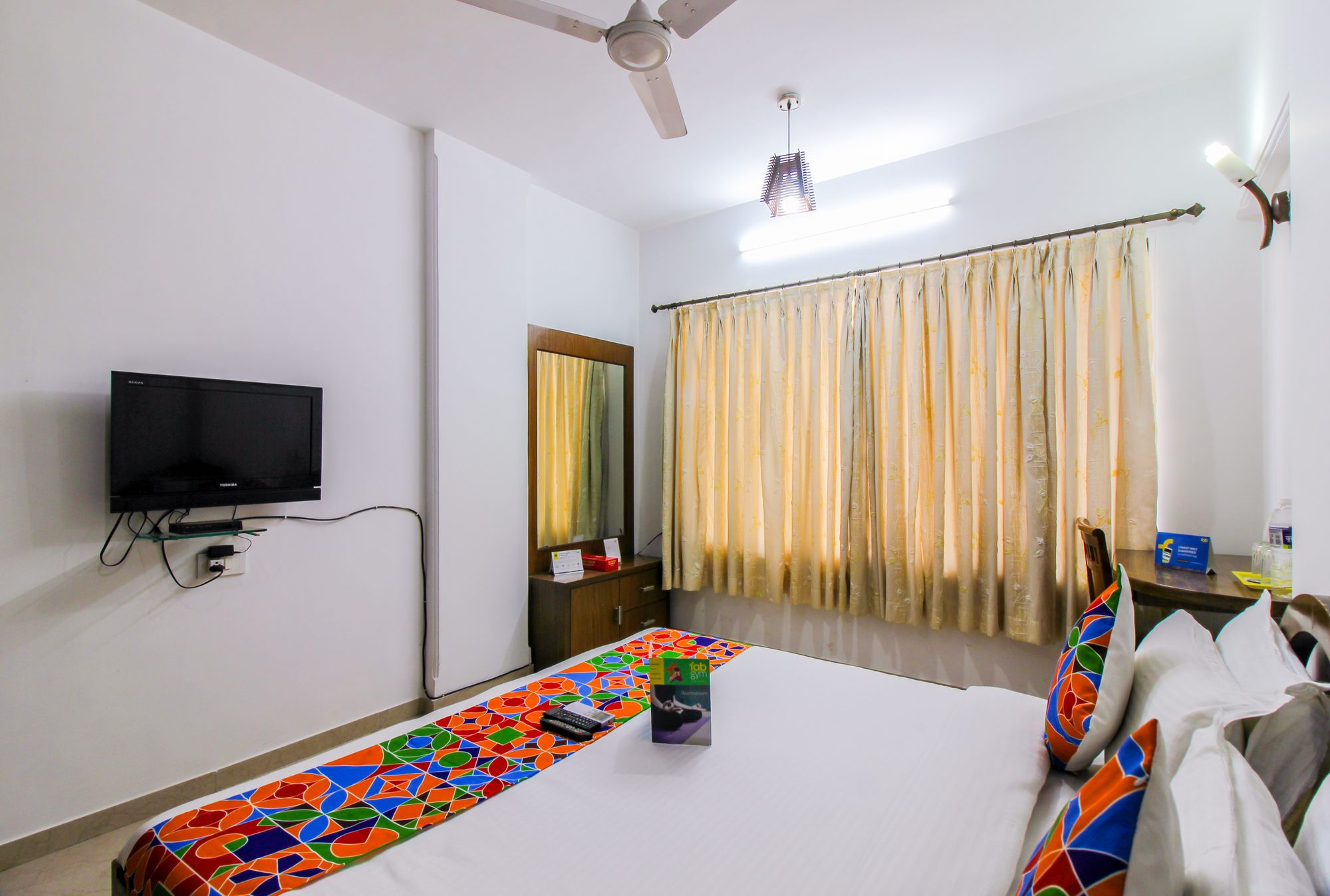 FabHotel Prime Serviced Apartments