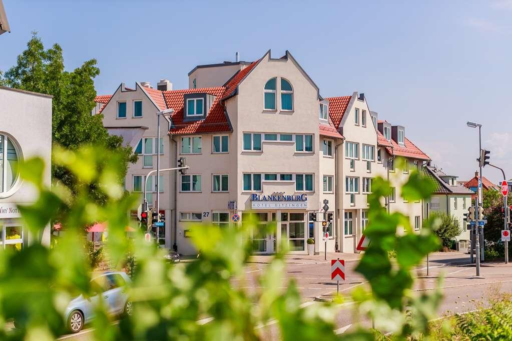 PLAZA Hotel Blankenburg Ditzingen Sure Hotel Collection