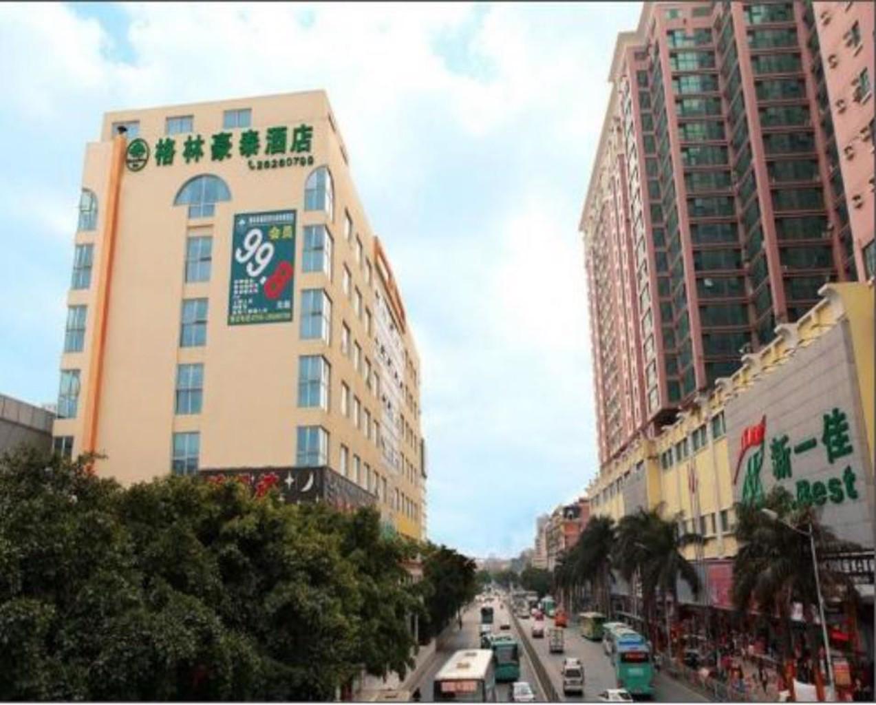 GreenTree Inn Shenzhen East Railway Station