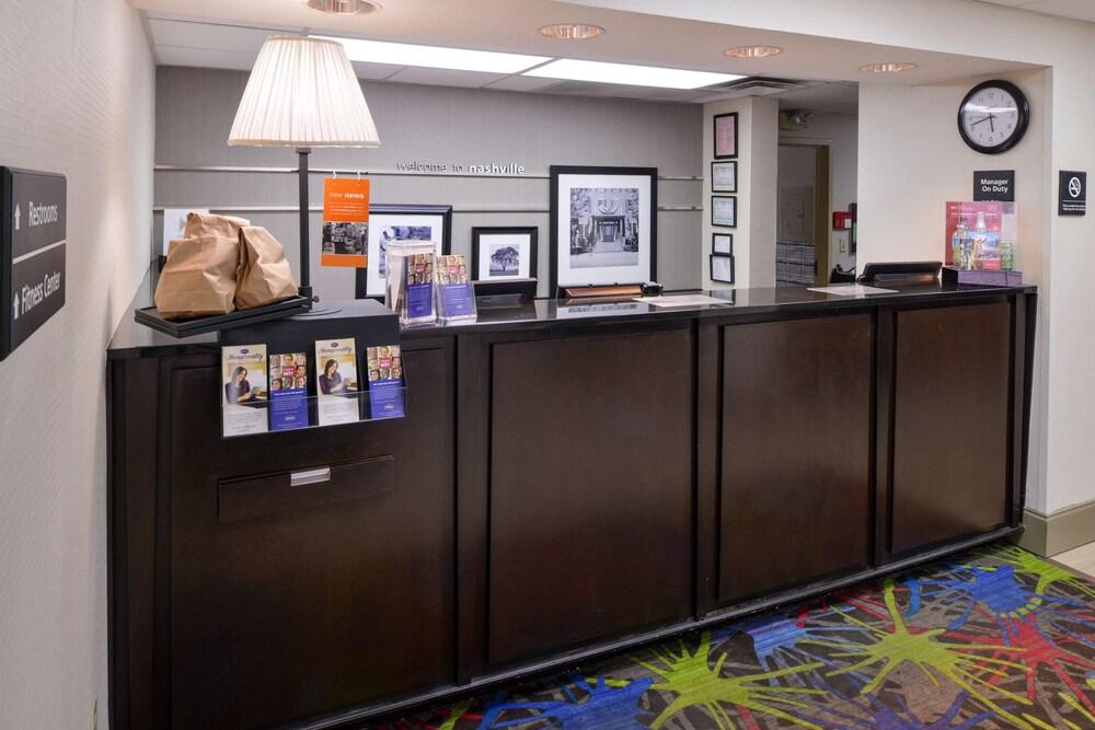 Gallery image of Hampton Inn Nashville I 24 Hickory Hollow