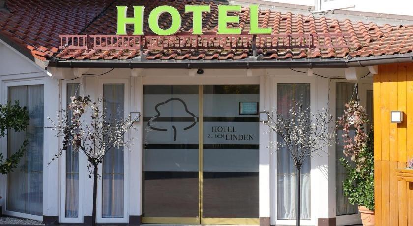 Gallery image of Hotel Zu Den Linden