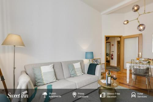 Sweet Inn Apartment Rua Da Prata