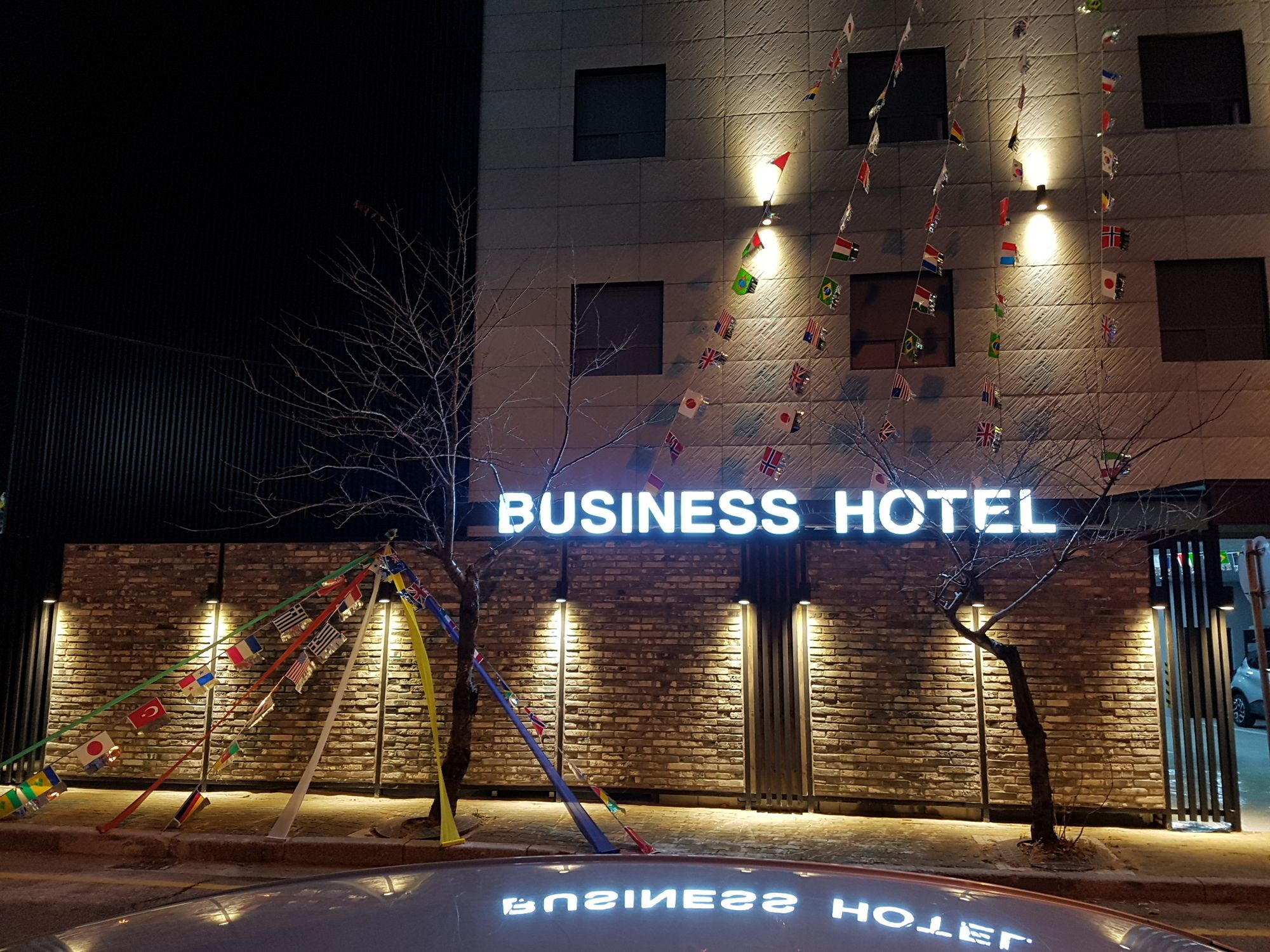 Business Hotel