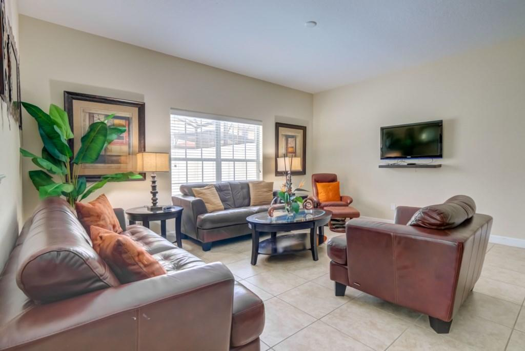 8965 Paradise Palms 5 Bedroom Townhome
