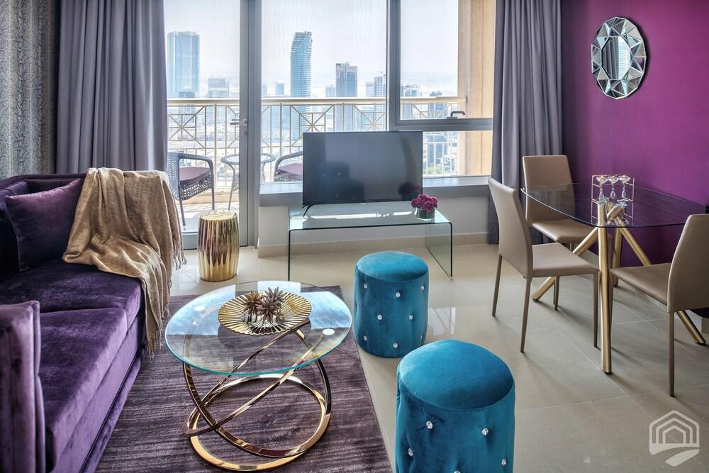 Luxury Staycation 29 Boulevard Tower