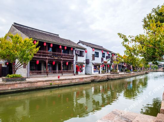 Xitang yunxi observation boutique hotel