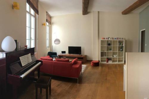 Charmant appartement dans le centre historique de Montpellier