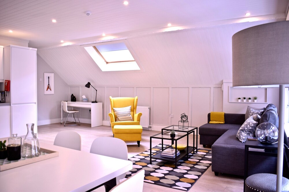 Spacious Central Dublin Apartment