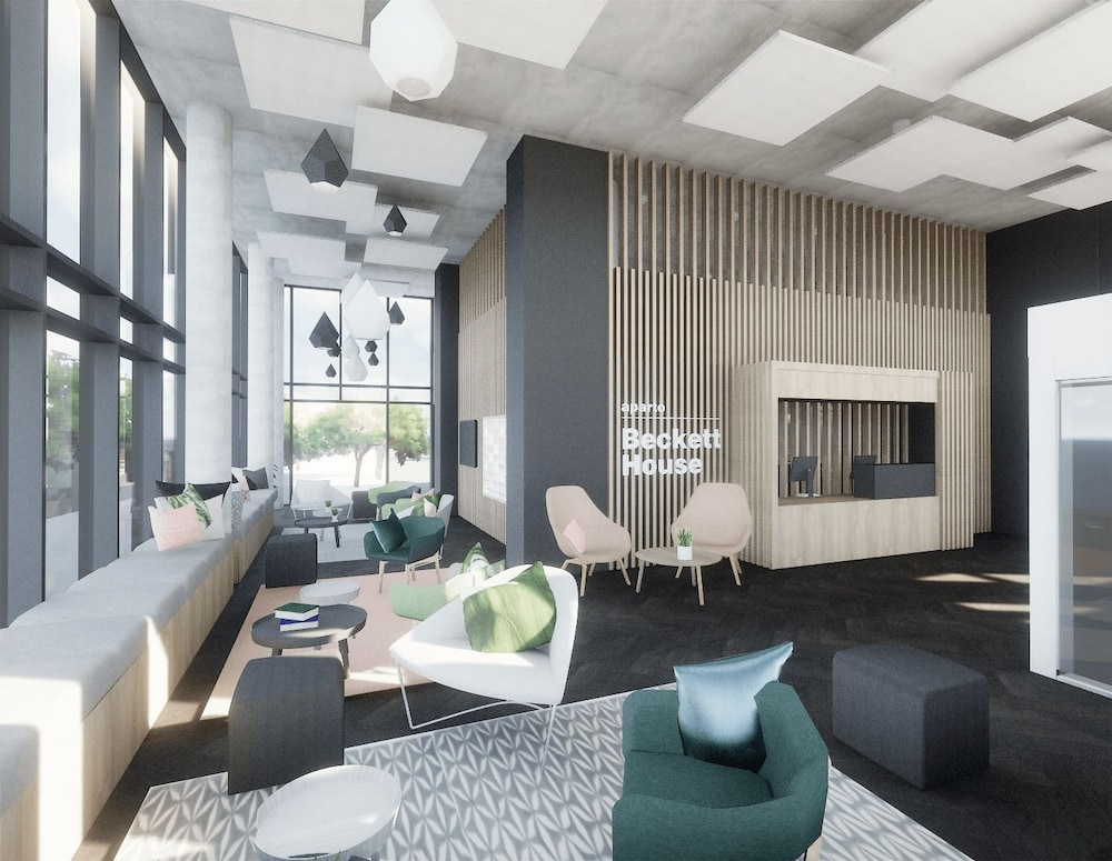 Aparto Beckett House City Centre Campus Accommodation