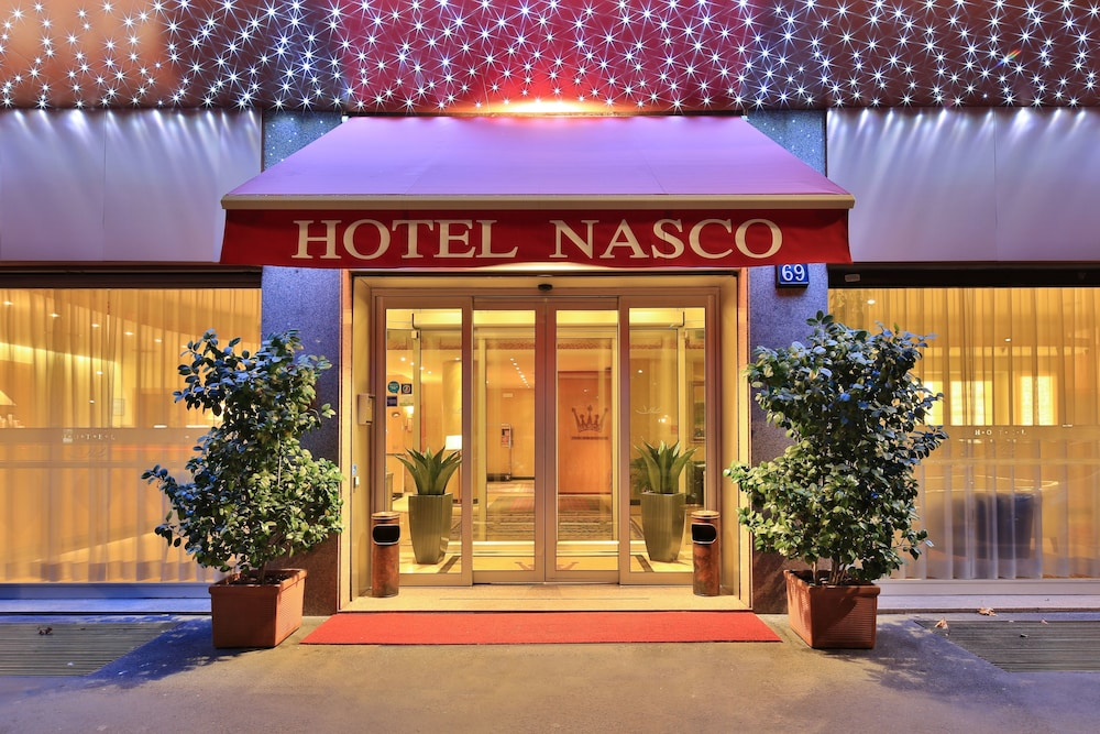 Hotel The Originals Milan Nasco