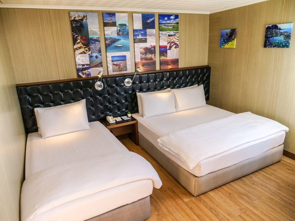 Gallery image of MF Hotel Penghu
