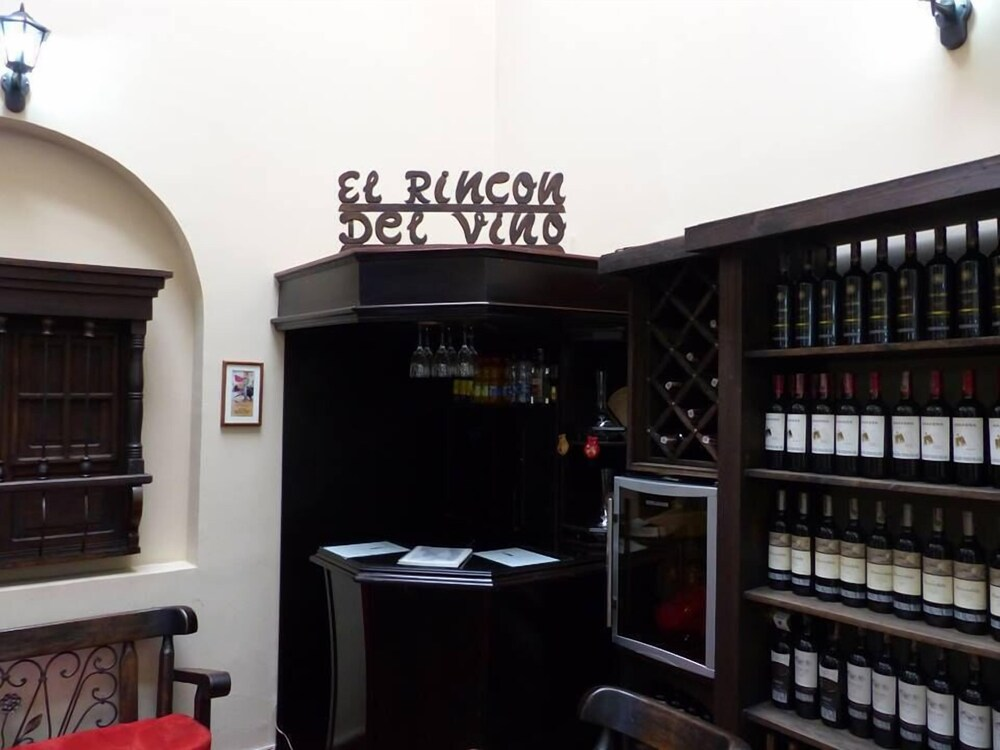 Gallery image of Casa Quinta Hotel Bogotá Centro