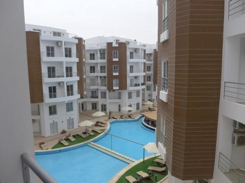 Apartment F408 in Aqua Palms Resort
