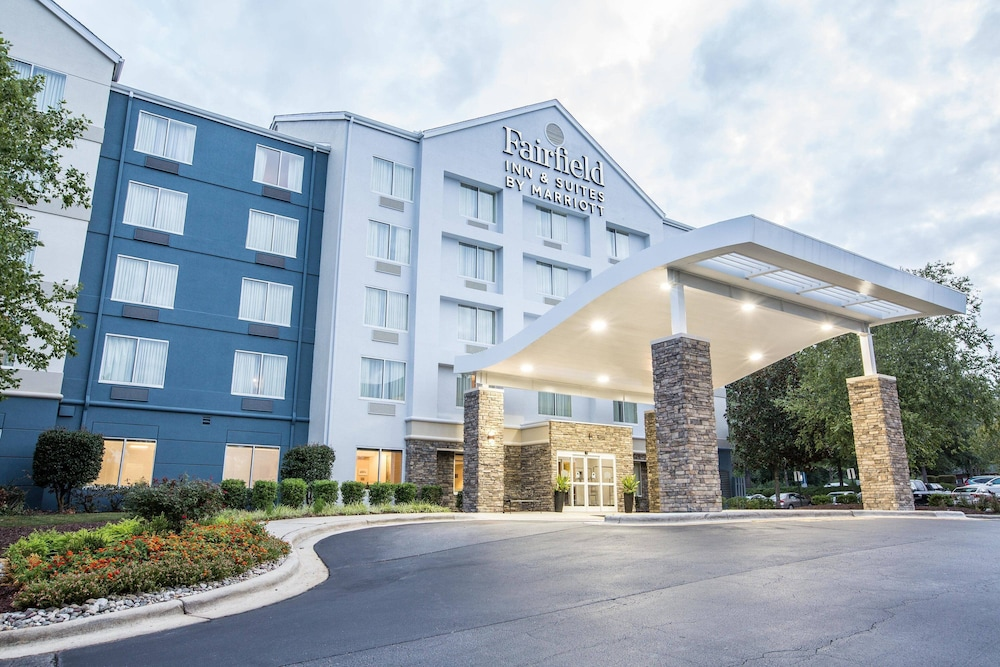 Fairfield Inn by Marriott Raleigh Airport RTP