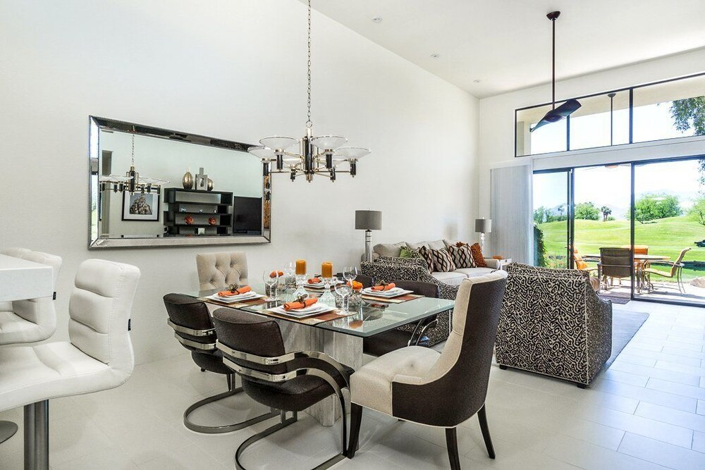 Designer Palm Springs Condo by RedAwning