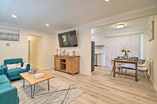 Updated San Jose Townhome Less Than 3 Mi. to Downtown