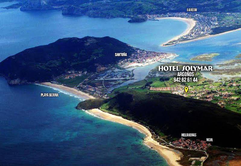 Hotel Solymar - Argonos