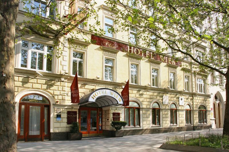 Austria Classic Hotel Wien (آوستریا كلاسیك هتل وین) General view