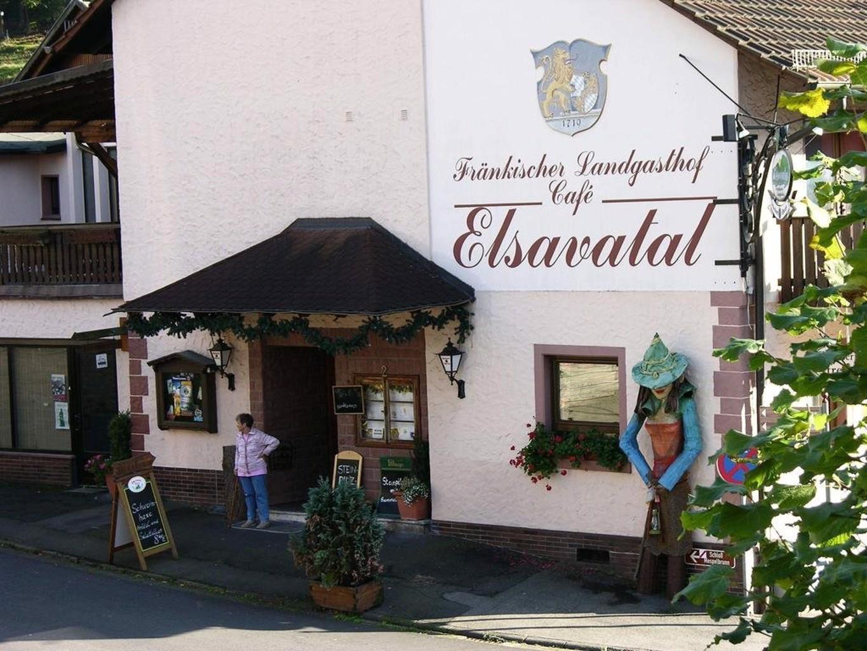Frankischer Landgasthof Elsavatal