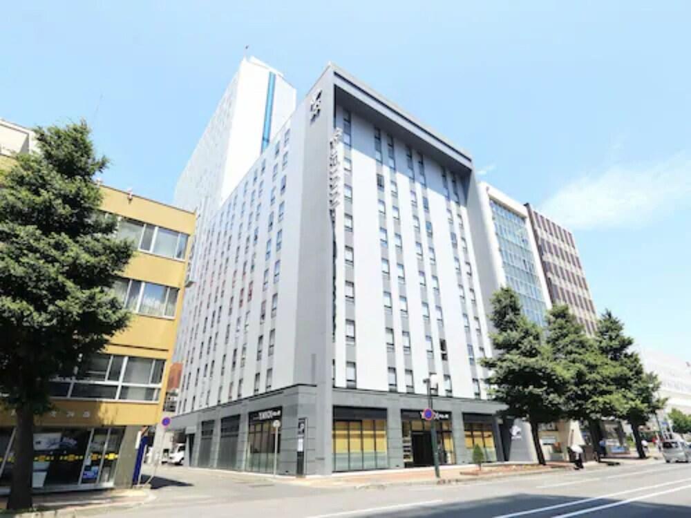 Jr Inn Sapporo Eki Minami Guchi
