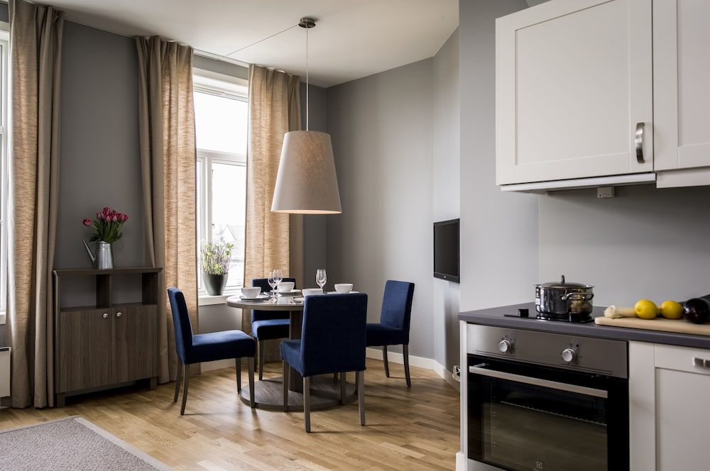 Frogner House Apartments Oscarsgate 86