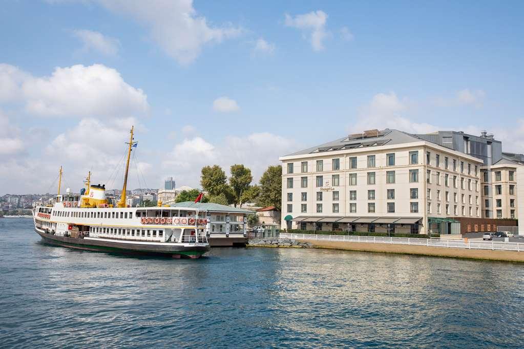 Shangri La Bosphorus Istanbul