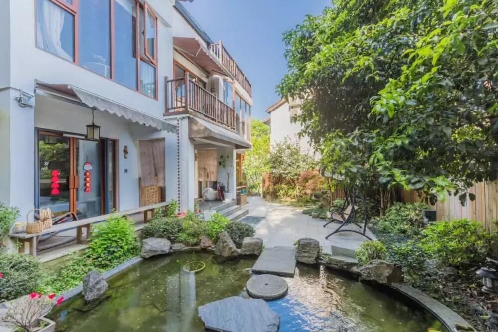 Floral Hotel Hangzhou Pupu