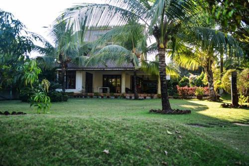 Luxury Villa with a private landscaped garden