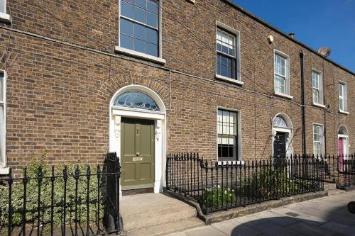 Period townhouse with a contemporary Irish design