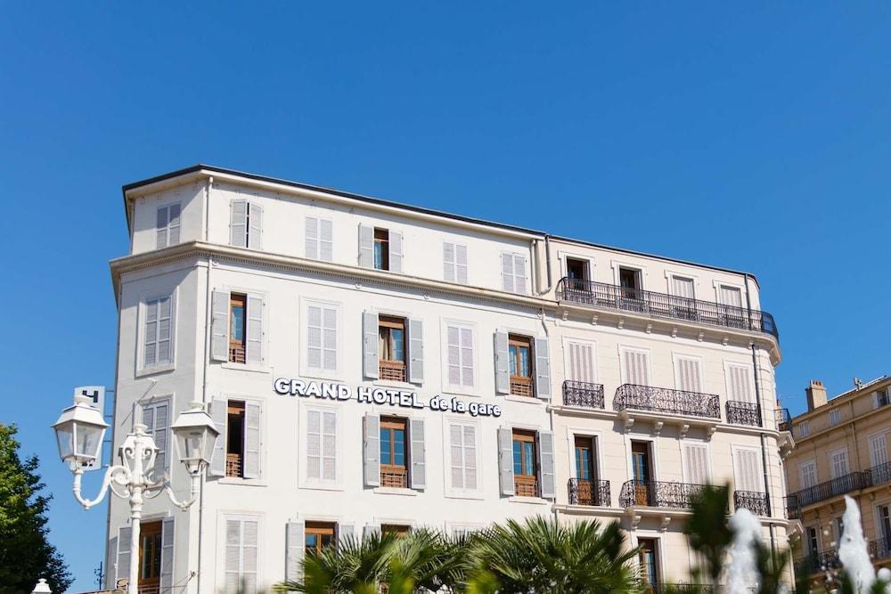 Hotel The Originals Toulon Grand Htel de la Gare
