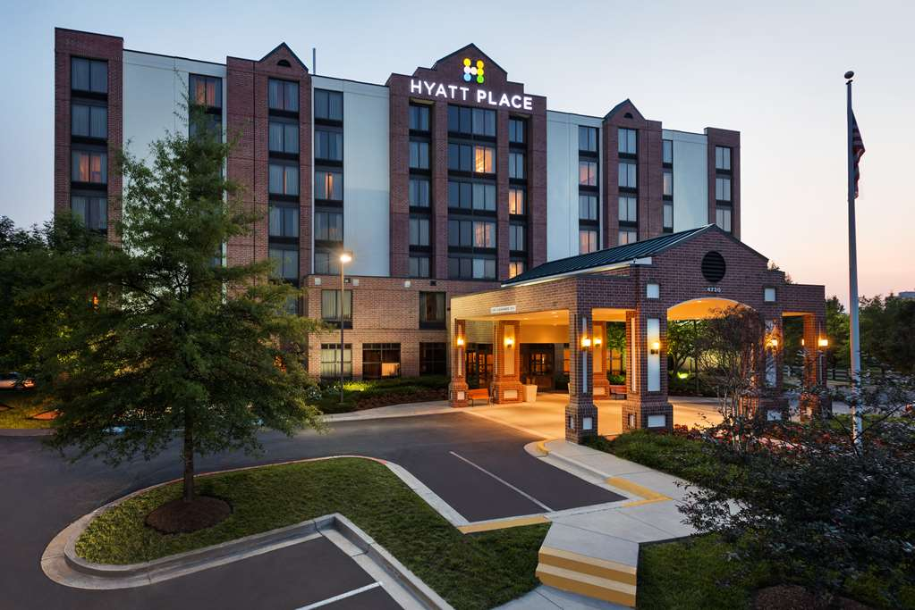 Hyatt Place Raleigh Durham Airport