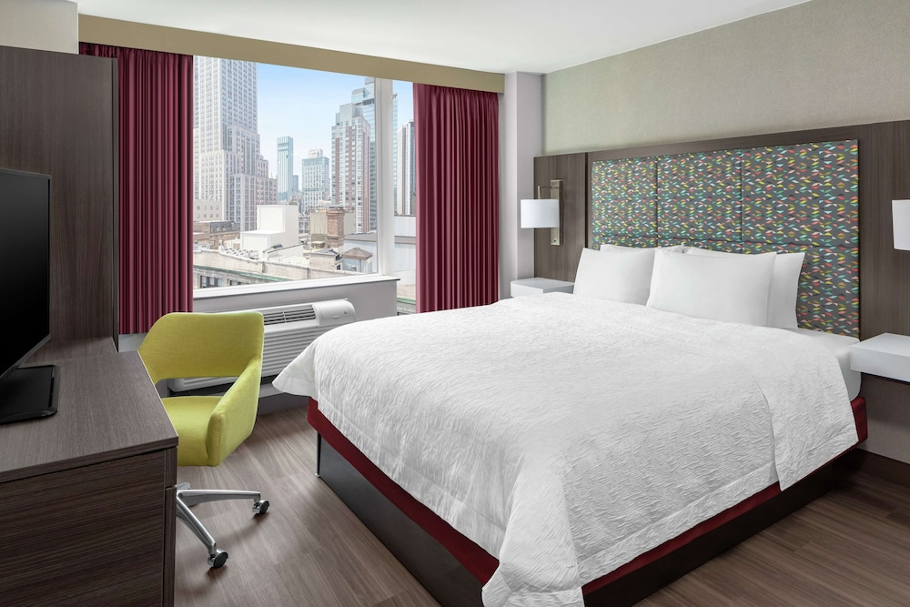 Gallery image of Hampton Inn New York 35th Street Empire State Building