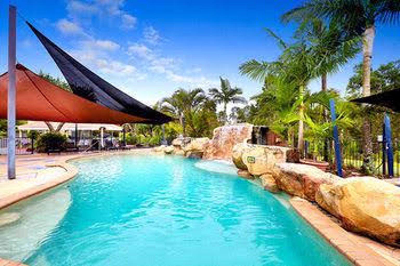 Gallery image of Tamarind Sands Resort