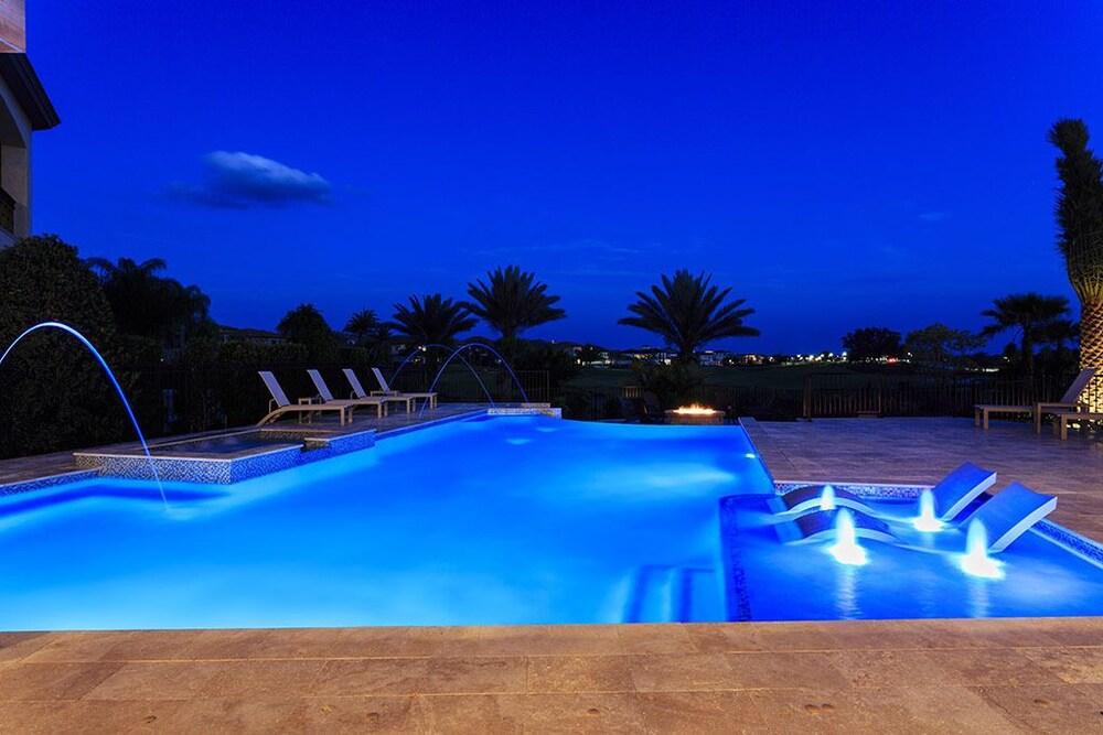 Je58859 Reunion Resort 8 Bed 8 Baths Villa