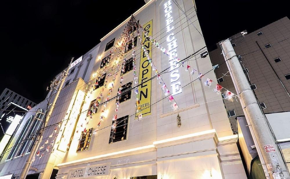 Hotel Cheese Ulsan Samsan