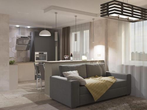 Studio Apartment on Dzerzynskogo 15