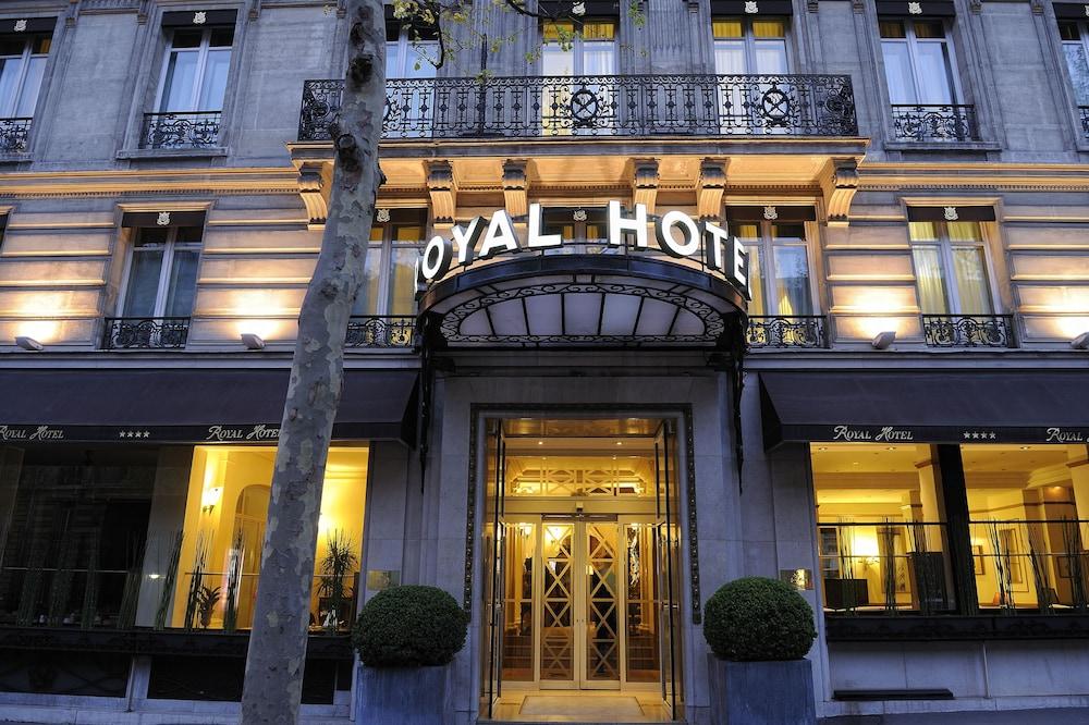 Royal Hotel Paris Champs Elysées