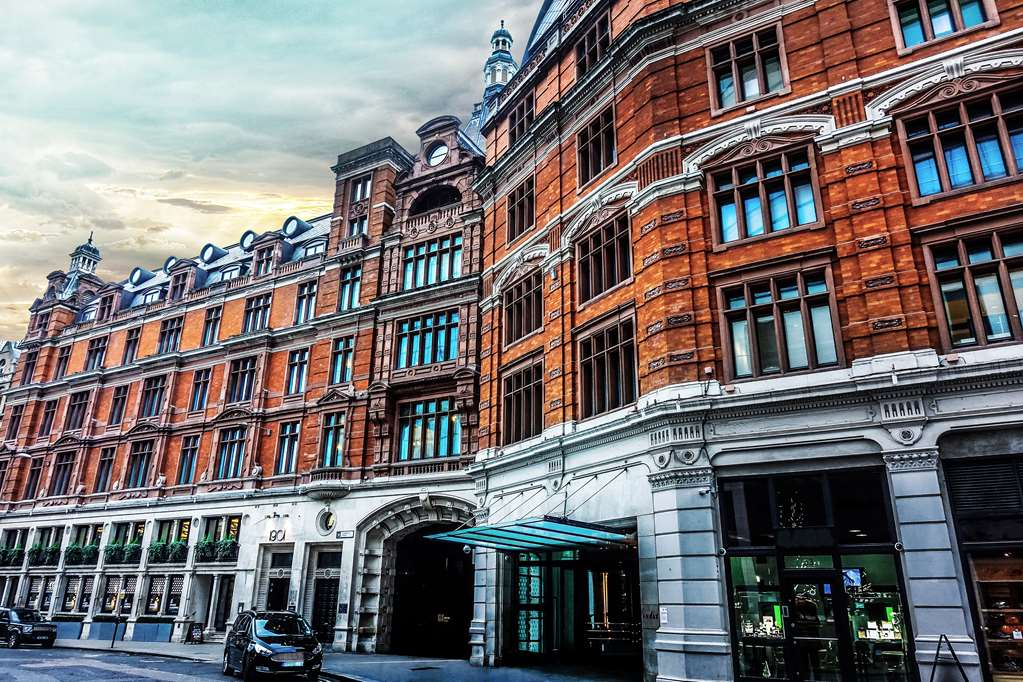 Andaz London Liverpool Street a Concept by Hyatt